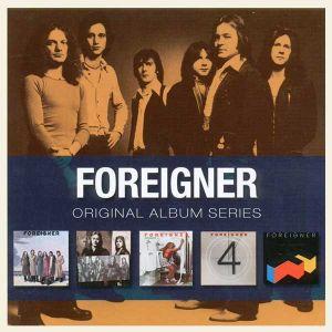 Foreigner - Original Album Series (5CD) [ CD ]