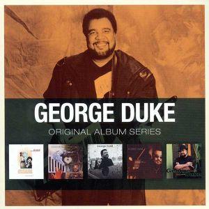 George Duke - Original Album Series (5CD) [ CD ]