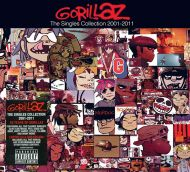Gorillaz - The Singles Collection 2001-2011 (CD with DVD) [ CD ]