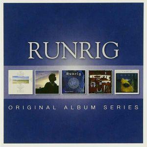 Runrig - Original Album Series (5CD) [ CD ]