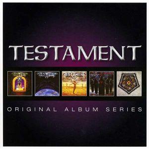 Testament - Original Album Series (5CD) [ CD ]