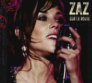 Zaz - Sur la route (CD with DVD) [ CD ]