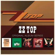 ZZ Top - Original Album Series Vol.1 (5CD) [ CD ]