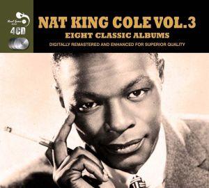 Nat King Cole - 8 Classic Albums Vol.3 (4CD) [ CD ]