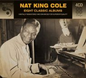 Nat King Cole - 8 Classic Albums Vol.1 (4CD) [ CD ]