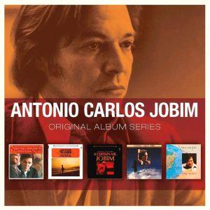 Antonio Carlos Jobim - Original Album Series (5CD) [ CD ]
