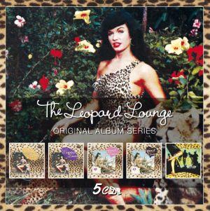 The Leopard Lounge - Original Album Series (5CD) [ CD ]