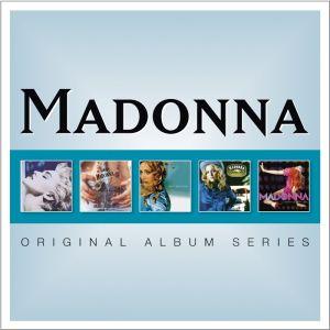 Madonna - Original Album Series (5CD) [ CD ]