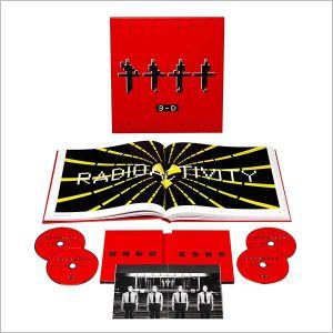 Kraftwerk - 3-D The Catalogue (4 x Blu-Ray Audio) [ BLU-RAY ]