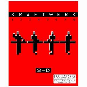 Kraftwerk - 3-D The Catalogue (DVD-Audio with Blu-Ray) [ DVD ]
