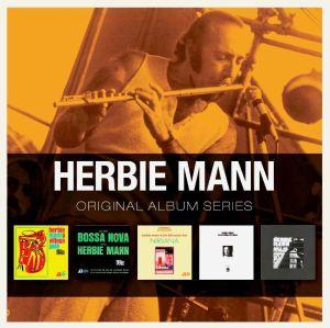 Herbie Mann - Original Album Series (5CD) [ CD ]