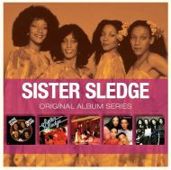 Sister Sledge - Original Album Series (5CD) [ CD ]