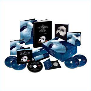 The Phantom Of The Opera (25th Anniversary Box Set -4CD with DVD) - Andrew Lloyd Webber [ DVD ]