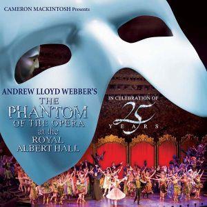 The Phantom Of The Opera At The Royal Albert Hall (In Celebration of 25 Years)  - Andrew Lloyd Webber (2CD) [ CD ]