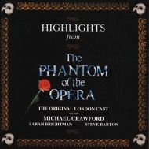 The Phantom Of The Opera (Highlights) - Andrew Lloyd Webber [ CD ]