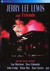 Jerry Lee Lewis - Jerry Lee Lewis & Friends (DVD-Video) [ DVD ]