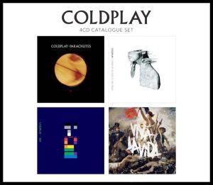 Coldplay - 4 CD Catalogue Set (4CD) [ CD ]