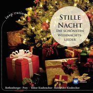 Anneliese Rothenberger - Stille Nacht - Die Schunsten Weihnachtslieder [ CD ]