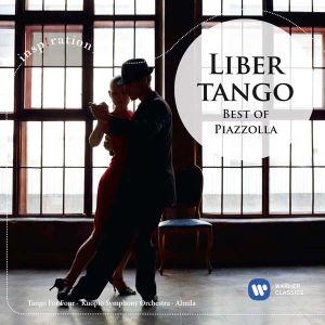 Astor Piazzolla - Libertango - Best Of Piazzolla [ CD ]