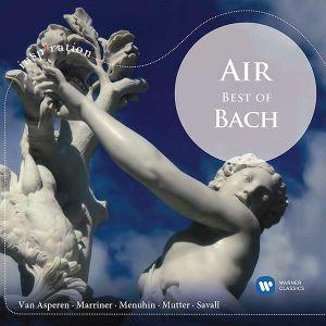 Bach, J. S. - Air - Best Of Bach [ CD ]