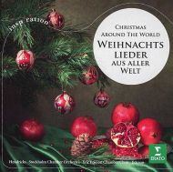 Barbara Hendricks - Christmas Around The World (Christmas Songs) [ CD ]