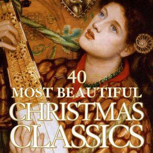 40 Most Beautiful Christmas Classics - Various (2CD) [ CD ]