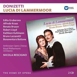 Donizetti, G. - Lucia Di Lammermoor (2CD) [ CD ]