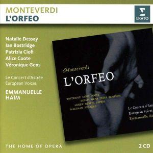 Monteverdi, C. - L'Orfeo (2CD) [ CD ]