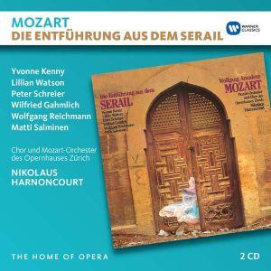Mozart, W. A. - Die Entfuhrung Aus Dem Serail (2CD) [ CD ]