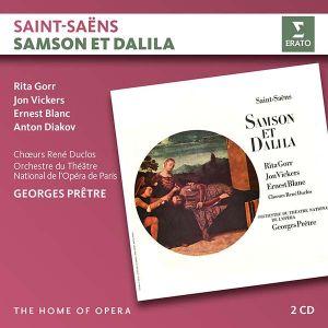 Saint-Saens, C. - Samson Et Dalila (2CD) [ CD ]