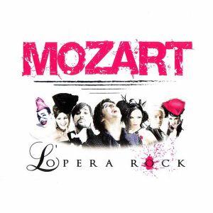 Mozart L'Opera Rock (Original Cast Recording) - Various Artists (2CD with DVD) [ CD ]
