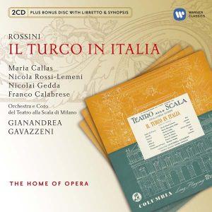 Rossini, G. - Il Turco In Italia (3CD) [ CD ]