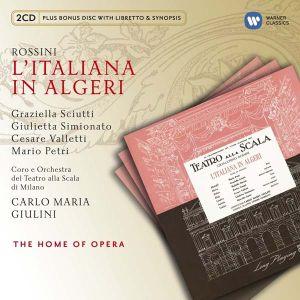 Rossini, G. - L'Italiana In Algeri (3CD) [ CD ]