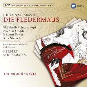 Strauss, Johann II - Die Fledermaus (3CD) [ CD ]