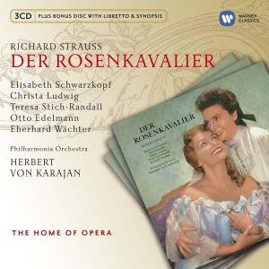 Strauss, Richard - Der Rosenkavalier (The Knight of the Rose) (4CD) [ CD ]
