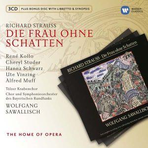 Strauss, Richard - Die Frau Ohne Schatten (4CD) [ CD ]