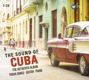 The Sound Of Cuba - Various Artists (3CD) [ CD ]