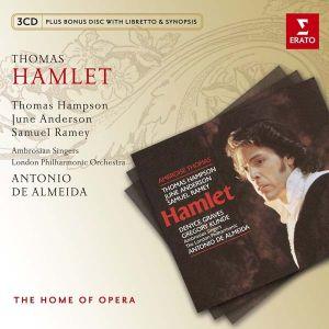 Thomas, A. - Hamlet (4CD) [ CD ]