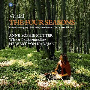 Vivaldi, A. - The Four Seasons (Vinyl) [ LP ]