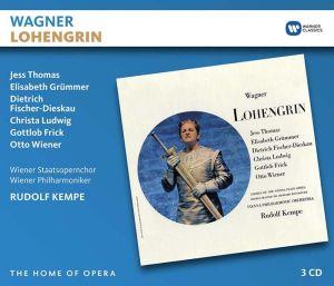 Wagner, R. - Lohengrin (3CD) [ CD ]