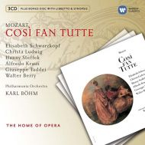 Mozart, W. A. - Cosi Fan Tutte (Karl Bohm) (4CD) [ CD ]