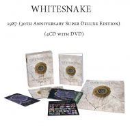 Whitesnake - 1987 (30th Anniversary Edition) (4CD with DVD) [ CD ]
