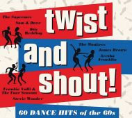 Twist And Shout (60 Dance Hits Of The 60's) - Various Artists (3CD) [ CD ]