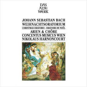Bach, J. S. - Christmas Oratorio, BWV 248 -excerpts- [ CD ]