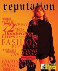 Taylor Swift - Reputation Vol.1 (Limited Edition Magazine + CD) [ CD ]