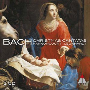 Bach, J. S. - Christmas Cantatas (3CD) [ CD ]