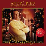 Andre Rieu - The Christmas I Love [ CD ]