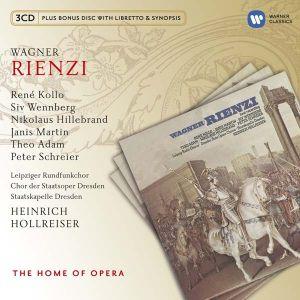 Wagner, R. - Rienzi (4CD) [ CD ]