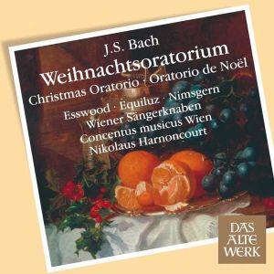 Bach, J. S. - Christmas Oratorio (Weihnachtsoratorium) (2CD) [ CD ]