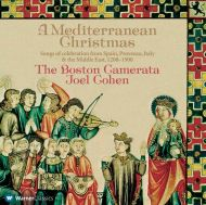 A Mediteranean Christmas - Joel Cohen & Boston Camerata [ CD ]